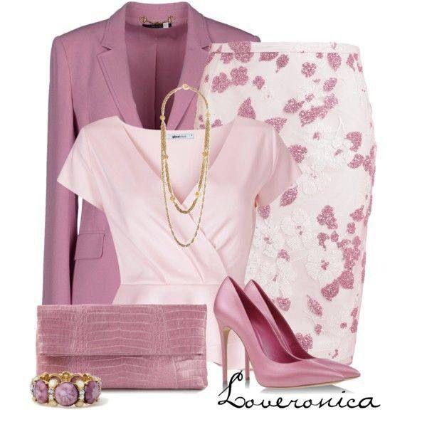 Tonos de rosa