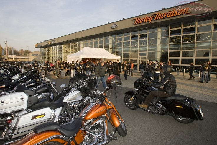 Harley-Davidson Italia presenta il programma Spring Break, un lungo open day di attività, demo ride ed eventi
