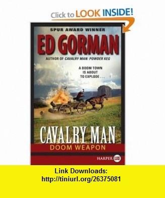7 best ebooks torrent images on pinterest amazon baby books and cavalry man doom weapon lp 9780061340956 ed gorman isbn 10 0061340952 fandeluxe Choice Image