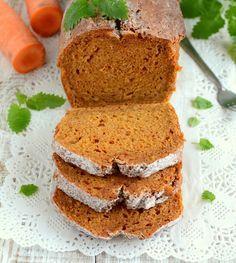 Gotuj z Cukiereczkiem: Jogurtowe ciasto marchewkowe