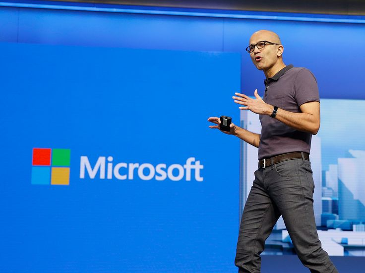 Microsoft is super-close to the $20 billion cloud milestone it set for itself in 2015 (MSFT) - Way back in 2015, Microsoft CEO Satya Nadella called his shot : Microsoft would generate $20 billion in annual cloud revenue by the end of its 2018 fiscal year, or die trying.   Well, Microsoft just reported earnings for the last quarter of its 2017 fiscal year , and its cloud computing services for businesses are currently sitting at an $18.9 billion annual run rate. Assuming Microsoft continues…