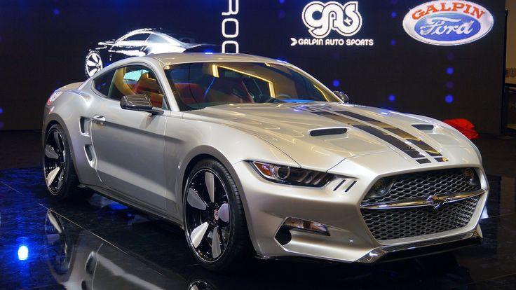 FiskerGalpin Auto Sports 2015 Mustang Rocket Los Angeles