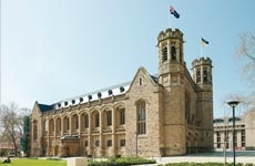 The University of Adelaide is consistently ranked in the top 1% of universities in the world.