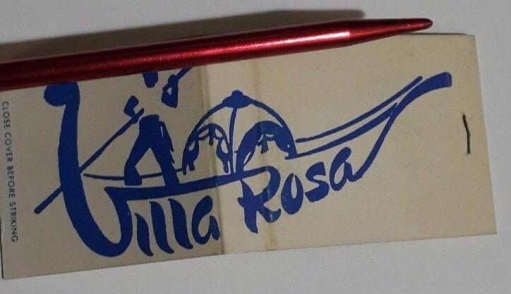 Villa Rosa Restaurant Freeport Ny