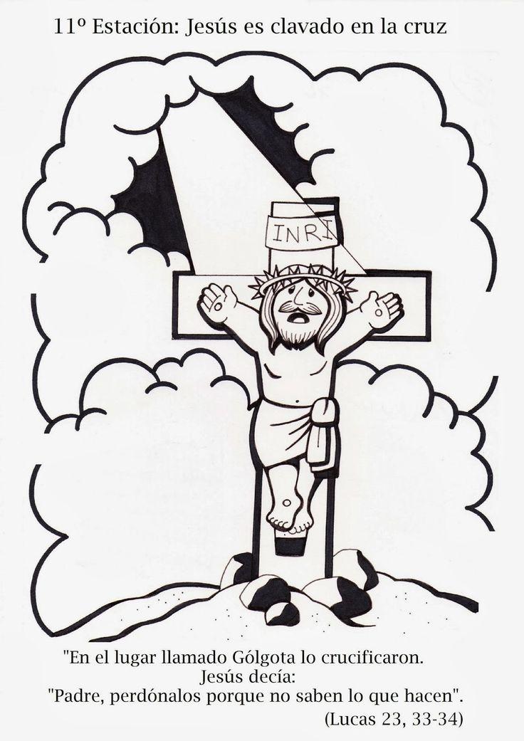 301 best Dibujos religiosos images on Pinterest  Bible crafts
