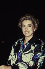 Catherine Deneuve nel 1991