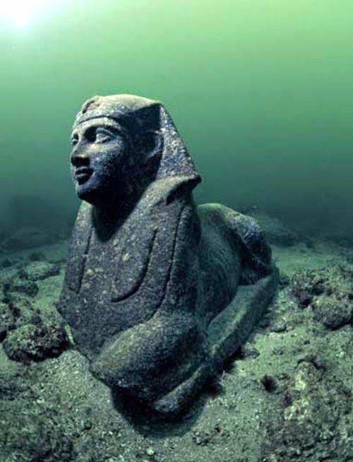 Historia y Ciencia: 20 - Alejandría (Egipto) ¿se hundió víctima de su propia grandeza? / What happened with Alexandria?http://historyandknowledge.blogspot.com