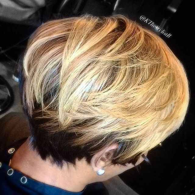 Best 25 African American Short Hairstyles Ideas On