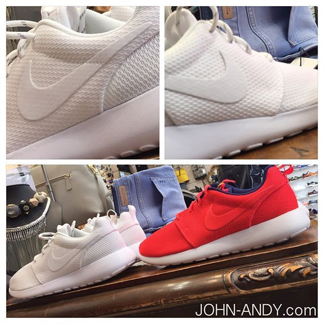 #johnandy #womans #sneakers #nike #roshe #one #call_for_orders #00302109703888  https://www.john-andy.com/gr/brands/nike.html