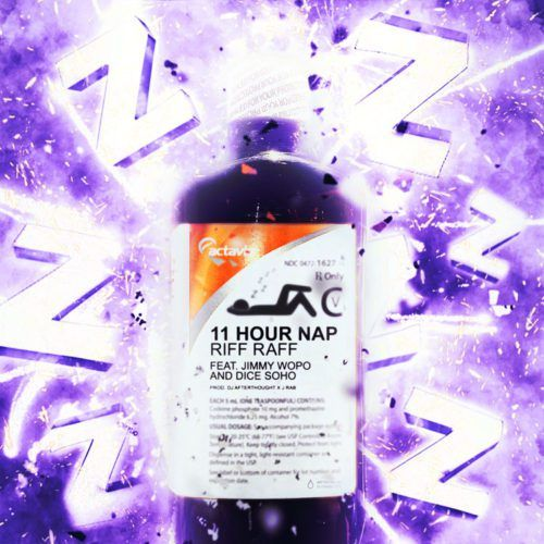 "RiFF RAFF Ft. Jimmy Wopo & Dice Soho - 11 Hour Nap | @JODYHiGHROLLER @JimmyWopo_ @DiceSoHo |     RiFF RAFF drops a new song called ""11 Hour Nap"" featuring Jimmy Wopo & Dice Soho, with production from DJ Afterthought & JRAB. The track is set to appear on RiFF RAFF's upcoming album The White West, which is scheduled to drop on August 4th. Horst Christian..."
