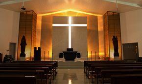 Intervenção: Igreja Matriz da Santa Cruz / FAUST ■ SALVAGNI Arquitetura