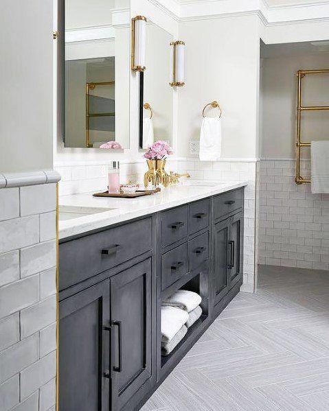 top 70 best bathroom vanity ideas - unique vanities and countertops | unique bathroom vanity