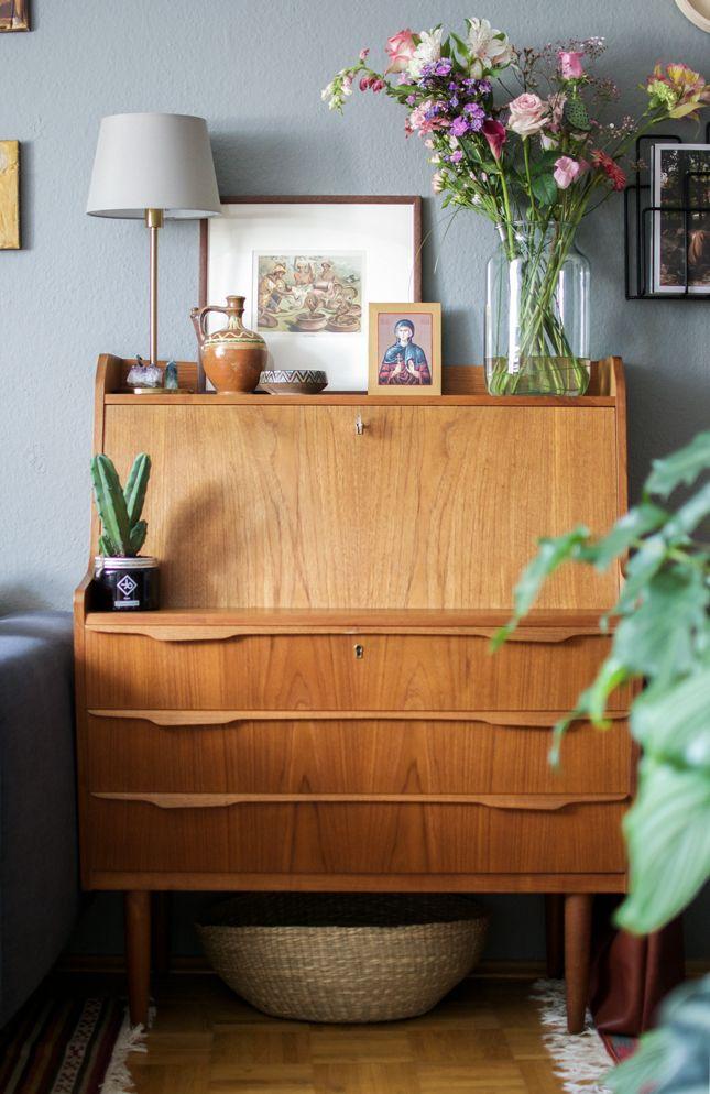 Bohemian Home Office · Happy Interior Blog