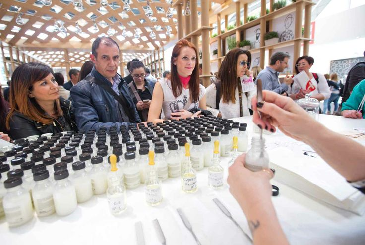 Have you chosen your favorite flavour? Here your Davines shampoo! Cosmoprof Bologna 2014