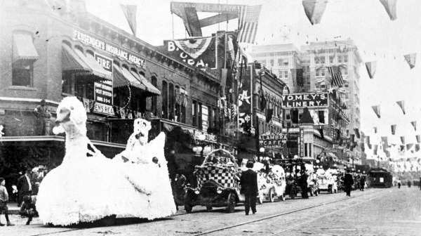 Today in 1916, the South Florida Fair and #Gasparilla Association held its first fair.