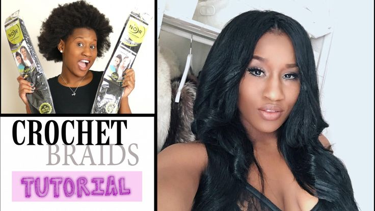 SAY WHAT!? UNDETECTABLE STRAIGHT crochet braids| Inc. cornrow pattern & ...