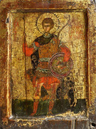 წმინდა დიმიტრი თესალონიკელი - Qwelly