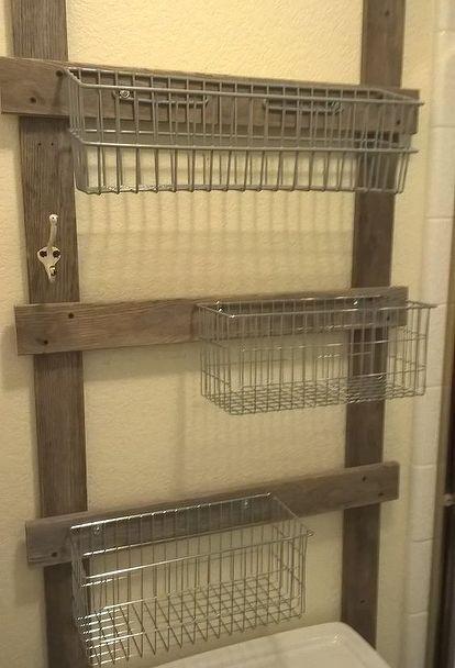 Best Bathroom Wall Storage Ideas Only On Pinterest Bathroom