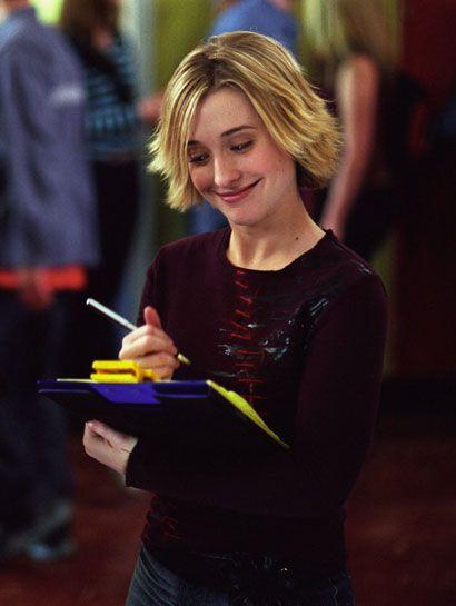 "Gallery of Allison Mack as Chloe Sullivan in ""Smallville"""