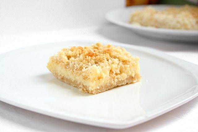 Creamy lemon crumb squares | Sweet Treats - Cookies and Bars | Pinter ...