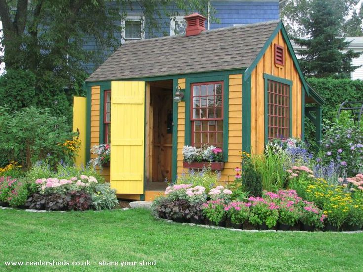 cherises marmalade cottage workshopstudio from massachusetts usa shedoftheyear readershedsco