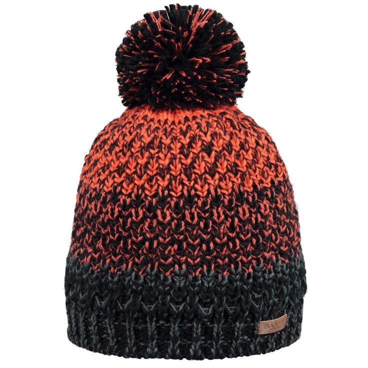 Barts Barts Lester Beanie Mens Ski Hat In Orange - Barts from White Stone UK