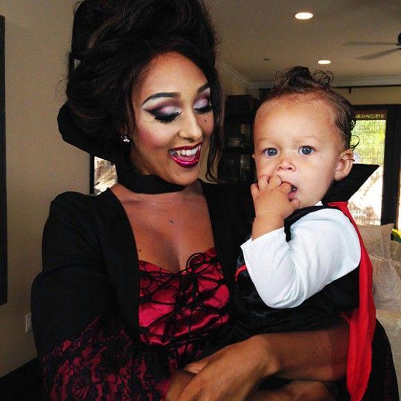 Tamera Mowry Baby 2013