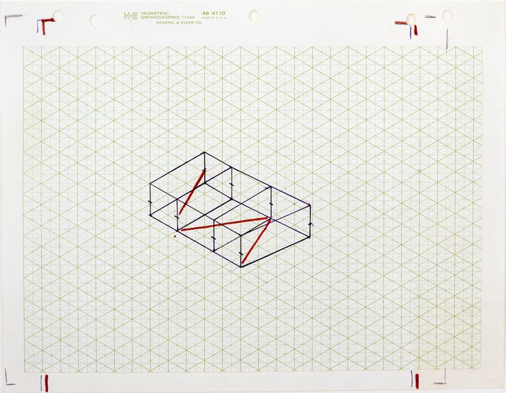 The 25+ best Isometric paper ideas on Pinterest Op art lessons - free isometric paper