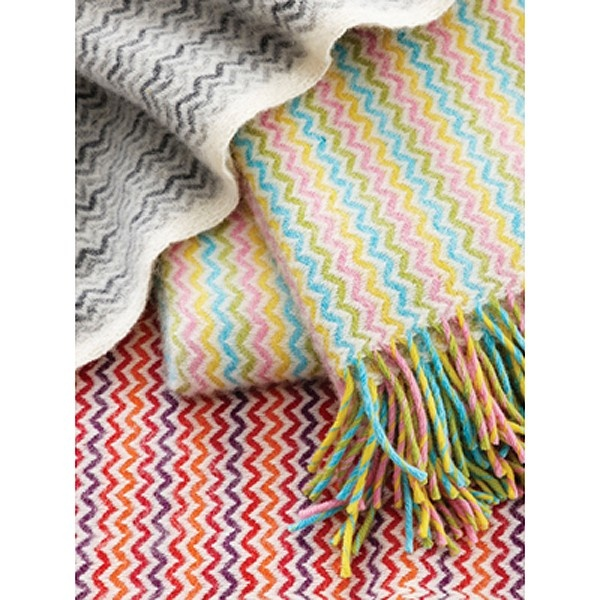 Really nice Swedish blankets from Klippan. http://www.urbanliving.se/show_product.php?p_id=2705