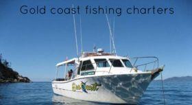 Gold Coast Fishing Charters - Deep sea fishing charters