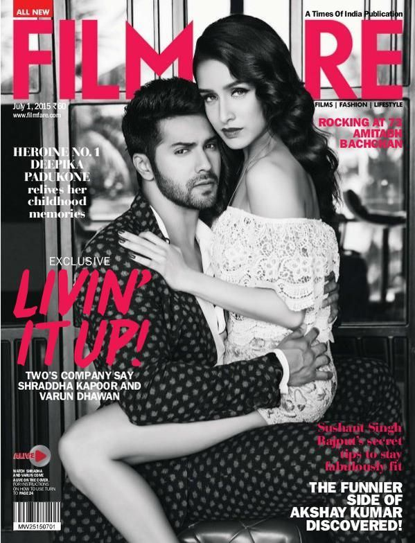 Varun Dhawan and Shraddha Kapoor are the two actors who are now eagerly waiting for the release of their next movie, ABCD2 that will be releasing on June 19th. The two good looking actors are …