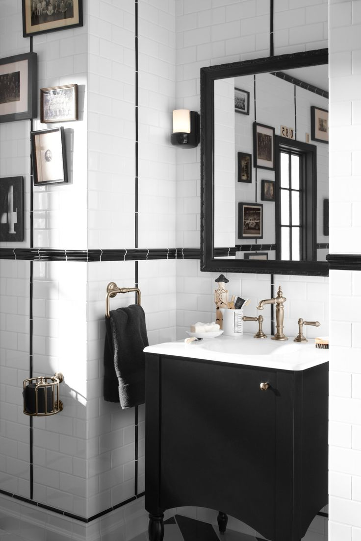 25 best Charlie Chaplin Inspired Bathroom images on Pinterest ...