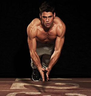 The Ultimate Weights-Free Workout.