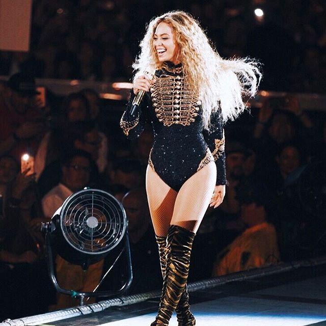 Beyoncé Formation World Tour 2016