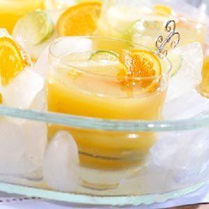 Cocktail analcolici: punch di ananas e zenzero