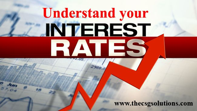 If you're about to take out a bank loan, it's critical to understand how interest rates are calculated on different types of loans to save money. Don't worry! We can help!!! For more details, visit: https://thecsgsolutions.com/interest-rate-management/  #Debt #Debtsfree #InterestRateManagement #CreditCard #CreditCardDebt #DebtSolutions #DebtRelief #DebtSettlements #UnderstandYourDebt #HelpWithDebt #DebtProblems #GetOutofDebt #DebtReliefPlan #FinancialServices #Finances #DebtReliefSolutions…