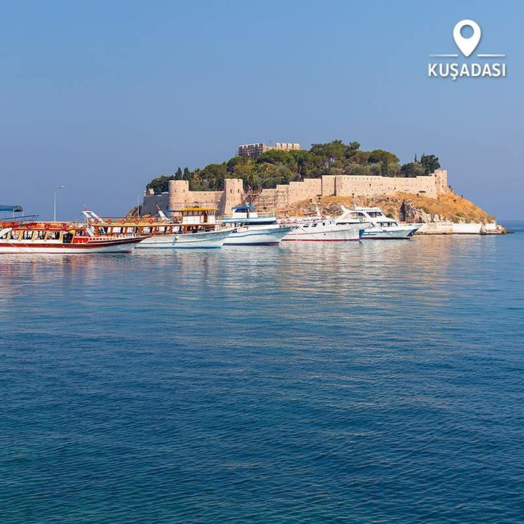 "Kuşadası, literally means ""Birds Island"" and is one of the most beautiful destinations on the Turkish Riviera. If you wish to joy history, culture and beautiful Aegean sea, Kuşadası will be a perfect choice!"