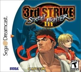 Complete Street Fighter III 3rd Strike - Dreamcast Game