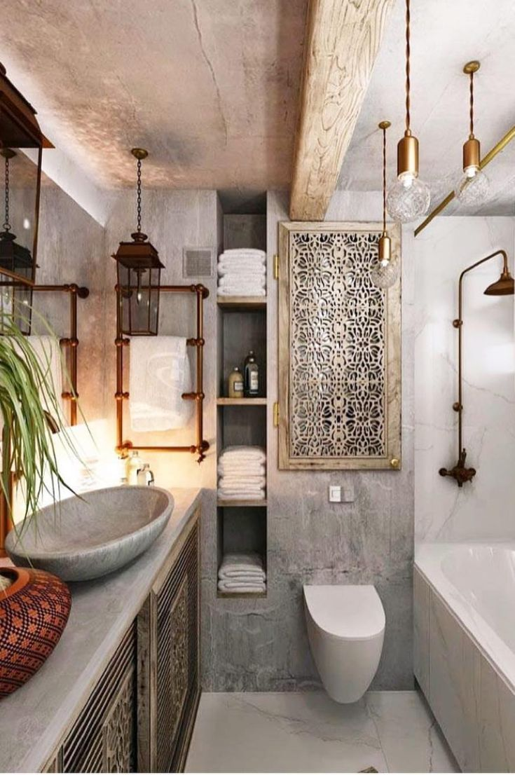 Do You Have An Unused Room In Your Home That You Want To Turn Into An Extra Bathroom New 2019 Page 8 Of 30 Eeasyknitting Com Feminine Apartment Moroccan Bathroom Apartment Design