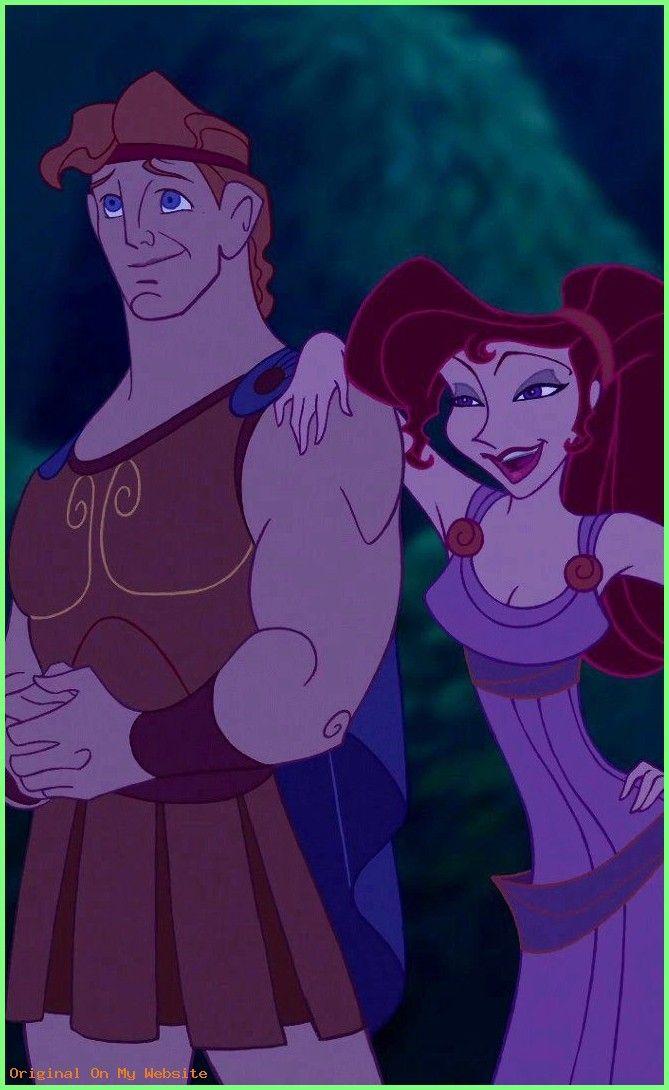 Wallpaper Disney Hercules And Megara