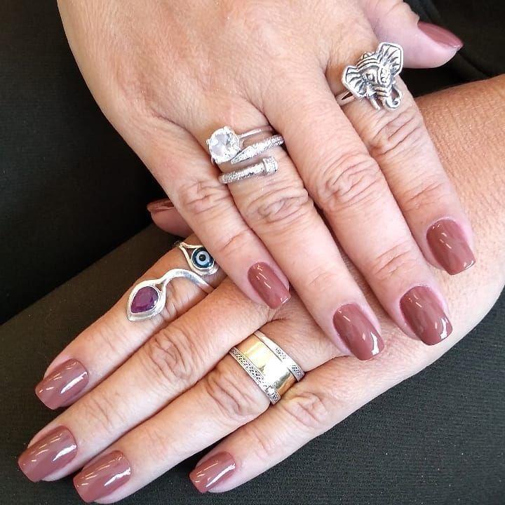 Whatsapp Agenda 62 986472313 A Nagels Unhadefibradevro U Almond Nails Nails Jewelry