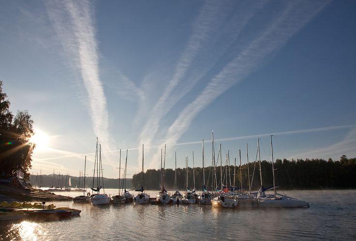 Jezioro Solińskie / Solina Lake   #Solina #Podkarpackie #Poland