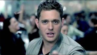 """Michael Bublé - """"Haven't Met You Yet"""" [Official Music Video], via YouTube."""