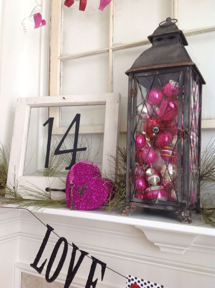 51 Affordable Rustic Valentines Decoration Ideas 478