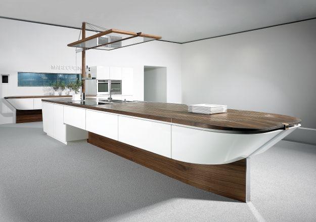Alno Küche Schiff-Design