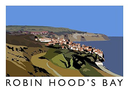 Robin Hood's Bay Art Print (A3) Chequered Chicken http://www.amazon.co.uk/dp/B01C8RVC1S/ref=cm_sw_r_pi_dp_Rgf0wb0XFMFYD