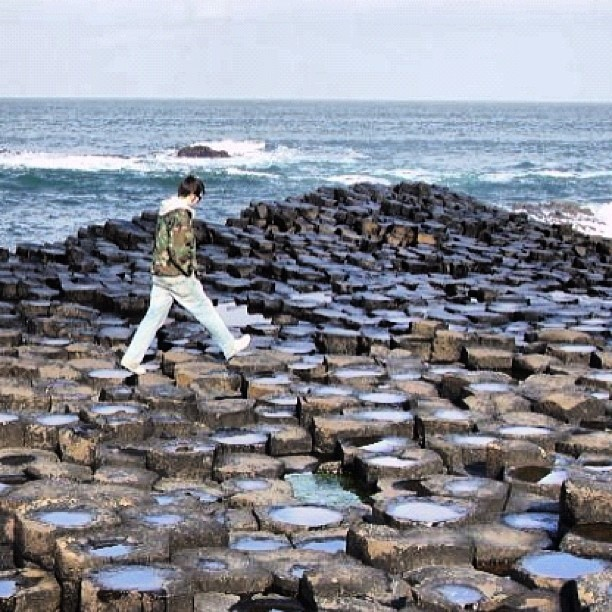 Giants Causeway  @dumbsticks | Webstagram