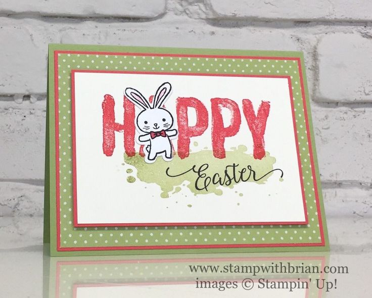 549 best images about Stampin Up Easter – Easter Cards Stampin Up