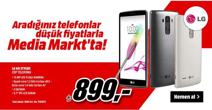 Aradığınız telefonlar düşük fiyatlarla Media Markt'ta!