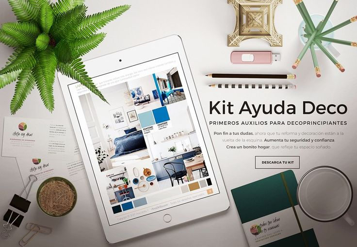 Ebook KIT Ayuda Deco, primeros auxilios para principiantes